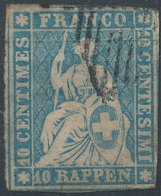1854 - No 13 - Usati