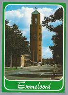 NL.- EMMELOORD. Toren Van De Heilige Michaël Kerk. - Kerken En Kathedralen