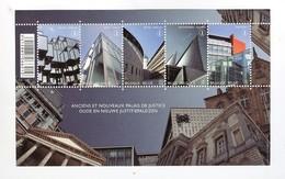 Anciens Et Nouveaux Palais De Justice ,  Oude En Nieuwe Justitiepaleizen 2011 - Booklets 1953-....