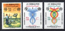 SOMALIE Timbres Neufs ** De 1981  ( Ref 5936 )   Communications - Somalie (1960-...)