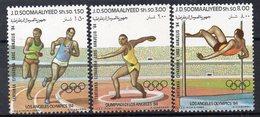 SOMALIE Timbres Neufs ** De 1984  ( Ref 5937 )   Sport - JO - Somalie (1960-...)