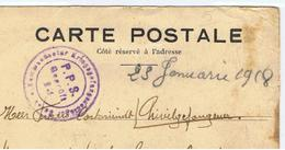 Gevangen Post Van PP Sennelager , Gepruft 31  Albert Wauters Armée Belge - Duitsland