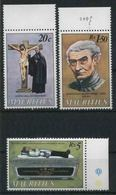 1979 Mauritius, Beatificazione Pierre Laval, Serie Completa Nuova (**) - Mauritius (1968-...)