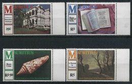 1980 Mauritius, 100° Anniversario Istituzione Mauritius, Serie Completa Nuova (**) - Mauritius (1968-...)