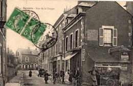 NEVERS RUE DE LA GRIPPE (AIGUISEUR DE COUTEAUX) - Nevers