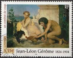 France 2004 - Painting By Jean-Léon Gérôme ( Mi 3804 - YT 3660 ) - France