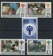 1979 Mauritius, Anno Internazionale Del Bambino , Serie Completa Nuova (**) - Mauritius (1968-...)