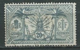 Nouvelles Hébrides - Yvert N°  29   Oblitéré   -  Abc 29706 - French Legend