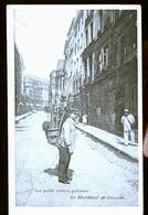 PARIS LE MARCHAND DE CRESSON                  NOUVEAUTE - Petits Métiers à Paris