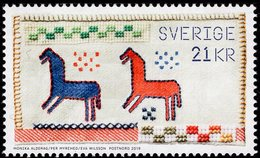 Sweden - 2019 - The Power Of Handicrafts - Inspiration From Tradition - Mint Stamp - Suecia