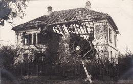 CP Photo Novembre 1916 Secteur ASPACH-LE-BAS ??? (Niederaspach) - Les Ruines D'une Villa (A204, Ww1, Wk 1) - Other Municipalities