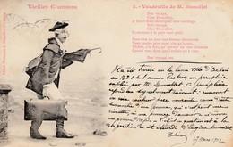 39 Jura - Arbois - Vieilles Chansons - Vaudeville De M. Dumollet - Editeur A.BERGERET - Arbois