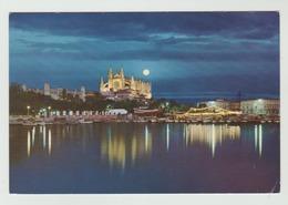 1991 ?  -  AK/CP/Postcard  Spanien/Balearen/Mallorca   -  Gelaufen   - Siehe Scan  (esp 002) - Mallorca