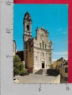 CARTOLINA VG ITALIA - CERVO LIGURE (IM) - Chiesa Di San Giovanni - Riviera Dei Fiori - 10 X 15 - ANN. 1980 - Imperia