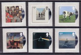GREAT BRITAIN 2016  Music Pink Floyd Musicians - 1952-.... (Elizabeth II)