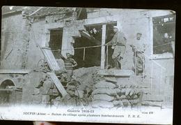 SOUPIR 1916              NOUVEAUTE - Francia