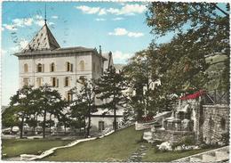 V3616 Saint Vincent (Aosta) - Grand Hotel Billia E Nuova Fontana / Viaggiata 1961 - Italia