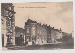 A 1100  Jemelle  Vue  Prise De  La  Place Communale - Rochefort
