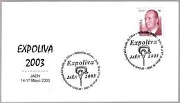 EXPOLIVA 2003. Feria Del Mercado De Oliva - Fair Market Olive Oil. Jaen, Andalucia, 2003 - Alimentación