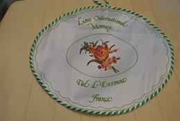 Rare Fanion Lion's Club Mennecy Val D'Essonne - Organisations