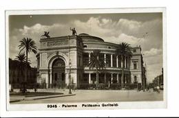 CPA - Carte Postale  -Italie - Palermo -Politeama Garibaldi-1933 - S4822 - Palermo