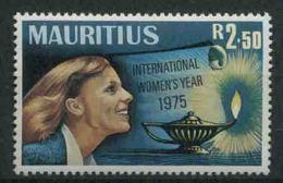 1975 Mauritius, Anno Internazionale Della Donna , Serie Completa Nuova (**) - Mauritius (1968-...)