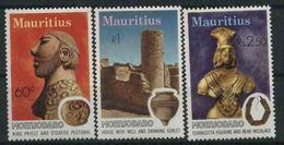 1976 Mauritius, U.N.E.S.C.O. , Serie Completa Nuova (**) - Mauritius (1968-...)