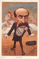 Georges Leygues Ministre Villeneuve Sur Lot Saint Cloud Illustrateur Moloch - Satirical
