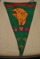 Rare Fanion Lion's Club Buzançais - Organisations