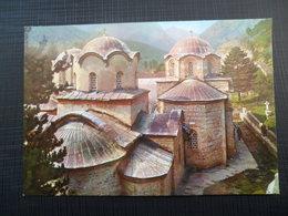 Manastir Pecka Patrijarsija, Monastery - Kosovo