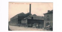 Monceau-sur -sambre Usine Germain Carte Rare - Charleroi