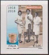 ITALY, 2018, MNH,ITALIAN PRODUCTS, FISH, CANNED TUNA, MARRUZZELLA, 1v - Food