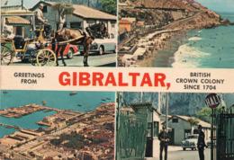 GIBILTERRA - CHURCHIL - Gibilterra