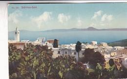SIDI BOU SAID, TUNISIA, N°521. LEHNERT & LANDROCK. CIRCA 1910s - BLEUP - Tunesië
