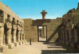 LUXOR KARNAK - TEMPIO DI RAMSES III - Luxor