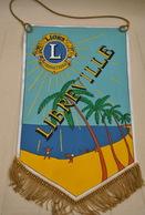 Rare Fanion Lion's Club Libreville - Organizations