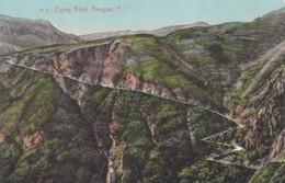 D6-ZIGZAG ROAD, BENGUET, P.I.. DENNISTON's. CIRCA 1950s - BLEUP - Filippijnen