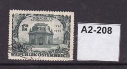 Austria 1952 Bicentenary Of Schonbrunn Menagerie - 1945-60 Gebraucht
