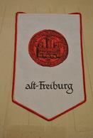 Rare Fanion Lion's Club Alt-Freiburg - Organisations