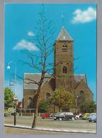 NL.- NAALDWIJK. Ned. Herv. Kerk. Old Cars - Kerken En Kathedralen