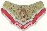 Cerpa (Brésil) - Carnaval 2001 (étiquette En Papier Aluminium) - Bière