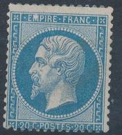 N°22 NEUF*VARIETE - 1862 Napoleone III