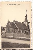 FOURON- SAINT PIERRE L 'église  Edit:  SAFIMI  Tel 971246  R  6/148   /d2 VOEREN - Voeren