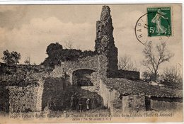 Frejus Ruines Romaines La Tour Du Phare - Frejus