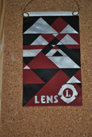 Rare Fanion Lion's Club Lens - Organisations