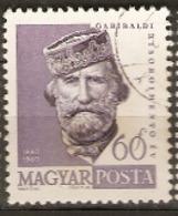 Hungary  1960  SG  1666  Garibaldi Fine Used - Used Stamps