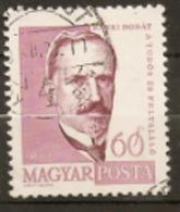 Hungary  1960  SG  1673  Donat Banki  Fine Used - Usado
