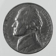 1968(D) - United States 5 Cents - KM# A192 - F - Emissioni Federali