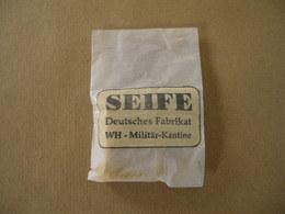 Savon SEIFE Allemand WWII - Equipment