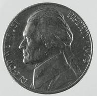 1979 -United States 5 Cents  - KM# A192 - VF - Emissioni Federali